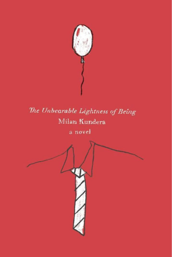 an analysis of the four main characters in the unbearable lightness of being by milan kunderas A touching and sad novel, at once a compelling love story, philosophical text, and dialogue with frederich nietzsche -- the unbearable lightness of being is all of these and more, perhaps most importantly a manifesto of embracing nihilism milan kundera opens the novel with a discourse on nietzsche's doctrine of the eternal recurrence.